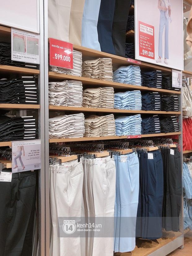 UNIQLO khai trương tại Hà Nội: Cực nhiều món đẹp xịn giá chỉ 249k - 499k, store rộng đi mỏi chân chưa xem hết đồ - Ảnh 36.