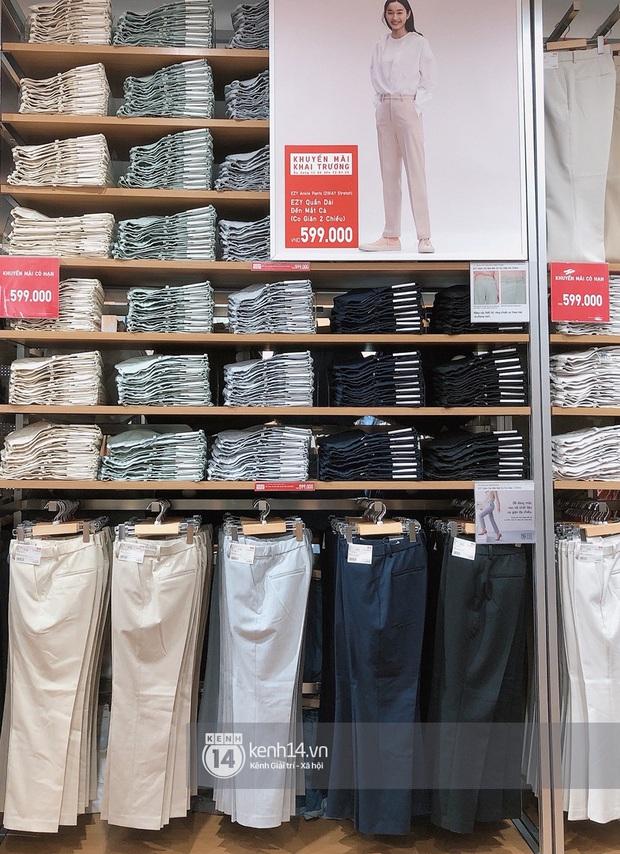 UNIQLO khai trương tại Hà Nội: Cực nhiều món đẹp xịn giá chỉ 249k - 499k, store rộng đi mỏi chân chưa xem hết đồ - Ảnh 35.