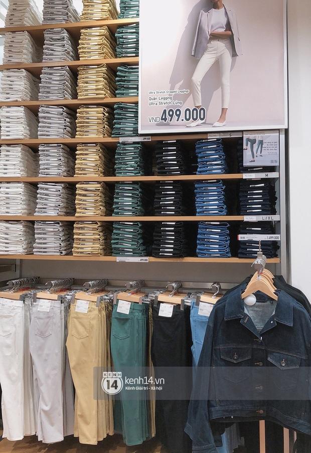 UNIQLO khai trương tại Hà Nội: Cực nhiều món đẹp xịn giá chỉ 249k - 499k, store rộng đi mỏi chân chưa xem hết đồ - Ảnh 33.