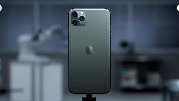 Tuyệt chiêu thông minh nào giúp iPhone 11 lấy lại phong độ sau 4 quý sụt giảm doanh thu? - Ảnh 2.