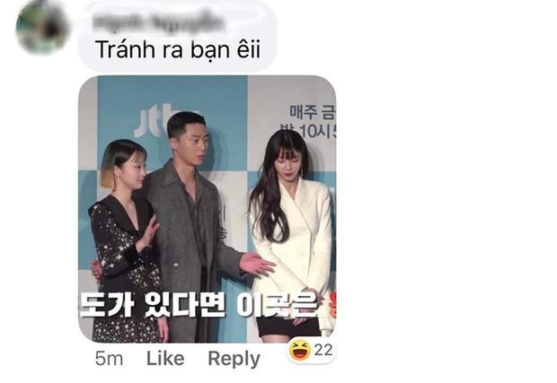 Điên nữ Jo Yi Seo lại phá đám Oh Soo Ah ở tập 11 Tầng Lớp Itaewon, netizen Việt trở mặt: Ai ủng hộ chứ tôi thấy vô duyên thật sự - Ảnh 9.