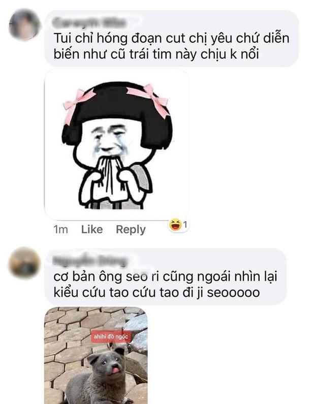 Điên nữ Jo Yi Seo lại phá đám Oh Soo Ah ở tập 11 Tầng Lớp Itaewon, netizen Việt trở mặt: Ai ủng hộ chứ tôi thấy vô duyên thật sự - Ảnh 8.