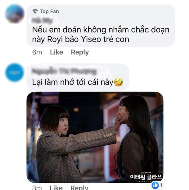 Điên nữ Jo Yi Seo lại phá đám Oh Soo Ah ở tập 11 Tầng Lớp Itaewon, netizen Việt trở mặt: Ai ủng hộ chứ tôi thấy vô duyên thật sự - Ảnh 5.