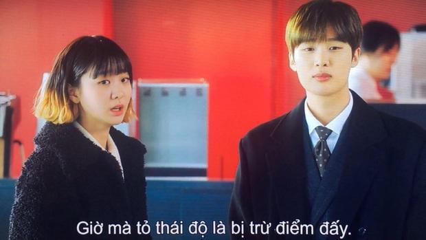 Điên nữ Jo Yi Seo lại phá đám Oh Soo Ah ở tập 11 Tầng Lớp Itaewon, netizen Việt trở mặt: Ai ủng hộ chứ tôi thấy vô duyên thật sự - Ảnh 6.