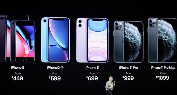 Tuyệt chiêu thông minh nào giúp iPhone 11 lấy lại phong độ sau 4 quý sụt giảm doanh thu? - Ảnh 3.