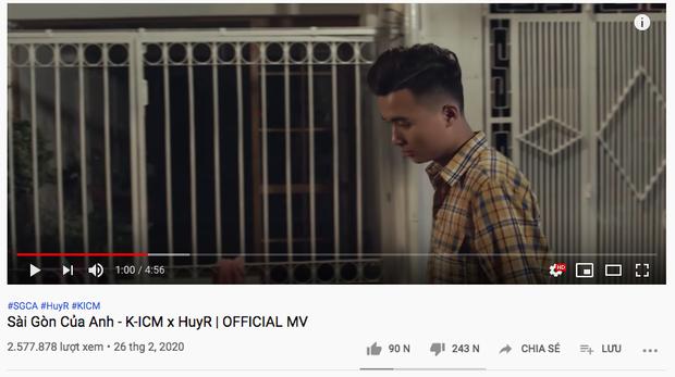 Khi K-ICM tự đứng một mình: Ra mắt 3 MV trong 2 tuần nhưng đều nhận về bão dislike, sản phẩm gần nhất chỉ vỏn vẹn... 600 nghìn view - Ảnh 9.