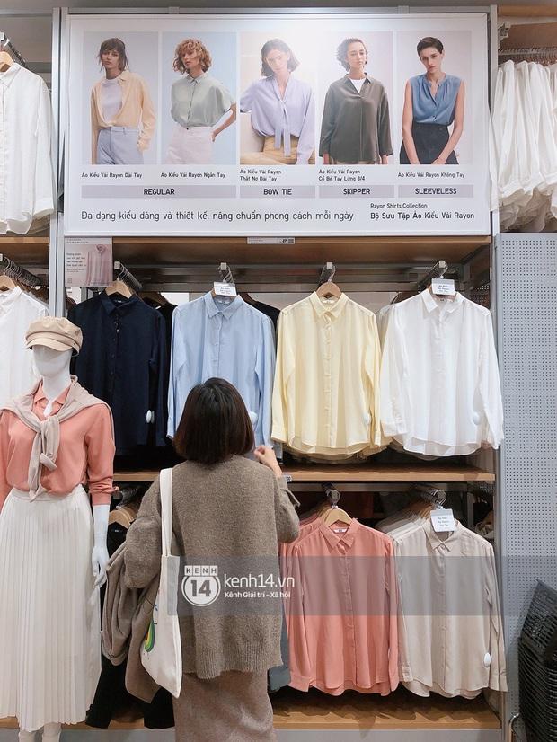 UNIQLO khai trương tại Hà Nội: Cực nhiều món đẹp xịn giá chỉ 249k - 499k, store rộng đi mỏi chân chưa xem hết đồ - Ảnh 28.