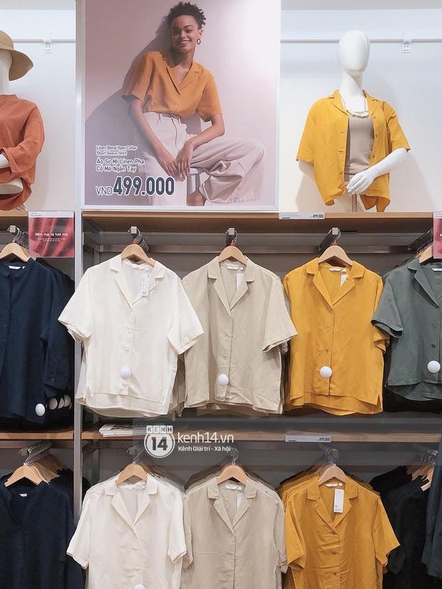 UNIQLO khai trương tại Hà Nội: Cực nhiều món đẹp xịn giá chỉ 249k - 499k, store rộng đi mỏi chân chưa xem hết đồ - Ảnh 29.