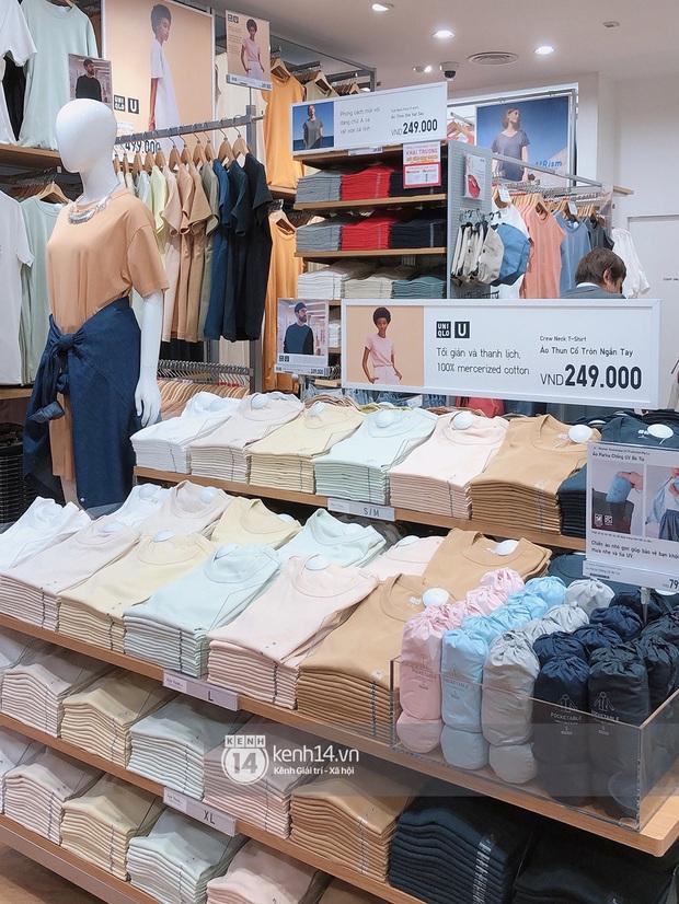 UNIQLO khai trương tại Hà Nội: Cực nhiều món đẹp xịn giá chỉ 249k - 499k, store rộng đi mỏi chân chưa xem hết đồ - Ảnh 23.