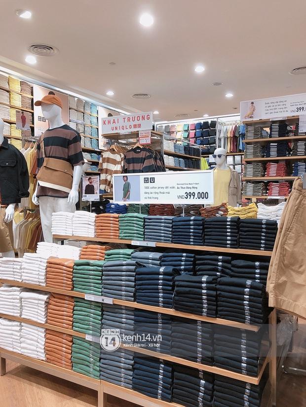 UNIQLO khai trương tại Hà Nội: Cực nhiều món đẹp xịn giá chỉ 249k - 499k, store rộng đi mỏi chân chưa xem hết đồ - Ảnh 26.