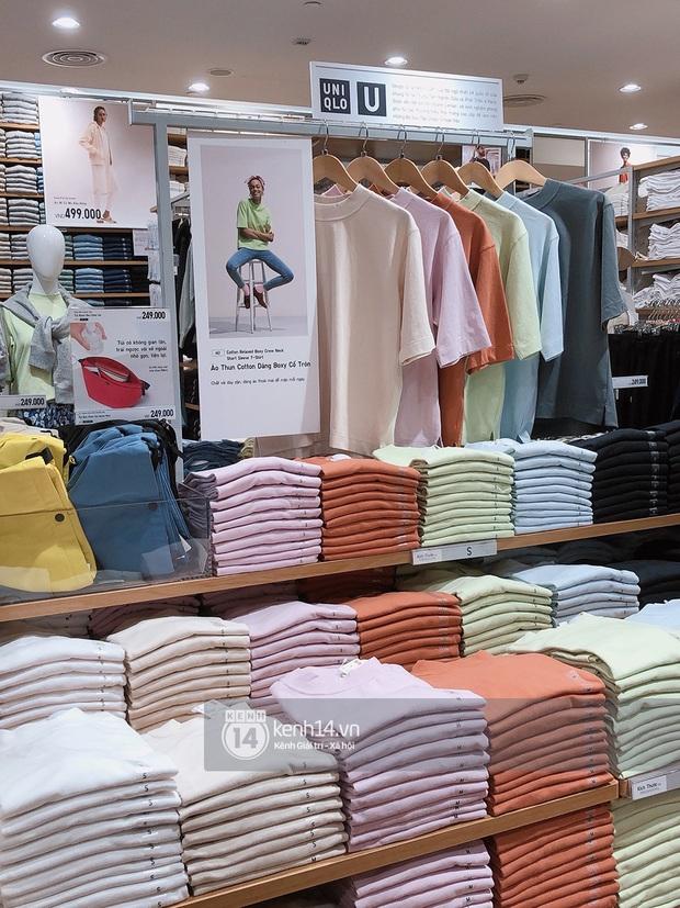 UNIQLO khai trương tại Hà Nội: Cực nhiều món đẹp xịn giá chỉ 249k - 499k, store rộng đi mỏi chân chưa xem hết đồ - Ảnh 25.