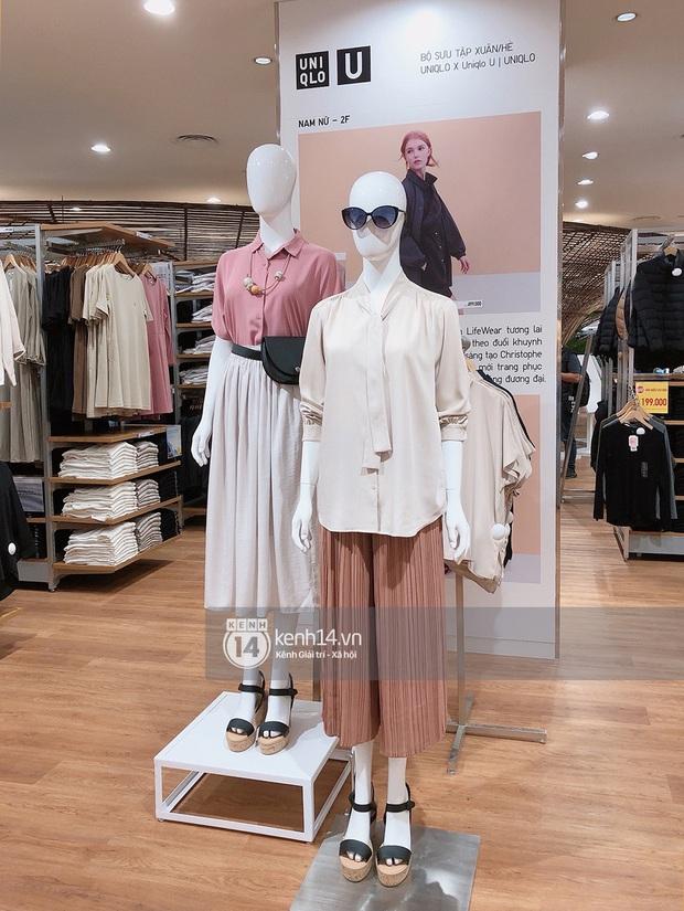 UNIQLO khai trương tại Hà Nội: Cực nhiều món đẹp xịn giá chỉ 249k - 499k, store rộng đi mỏi chân chưa xem hết đồ - Ảnh 30.
