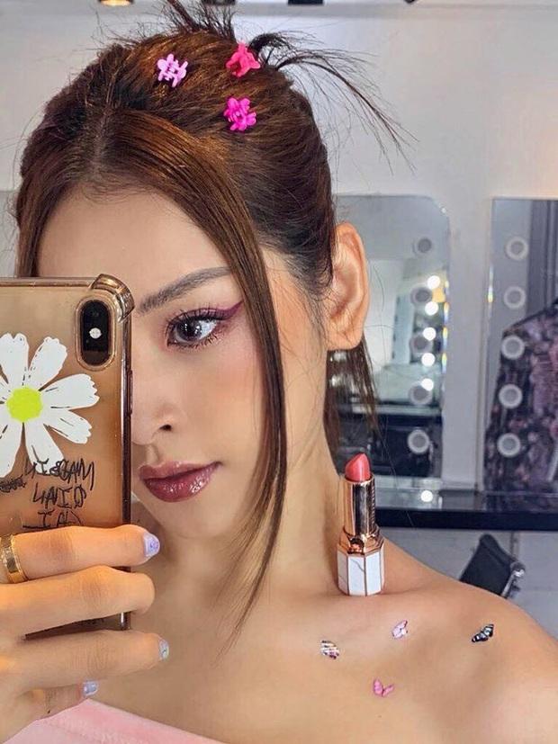 Trở thành nghệ sĩ Việt thứ 2 cán mốc 4 triệu follow trên Instagram, Chi Pu đã có pha ăn mừng cực lầy thế này đây! - Ảnh 9.