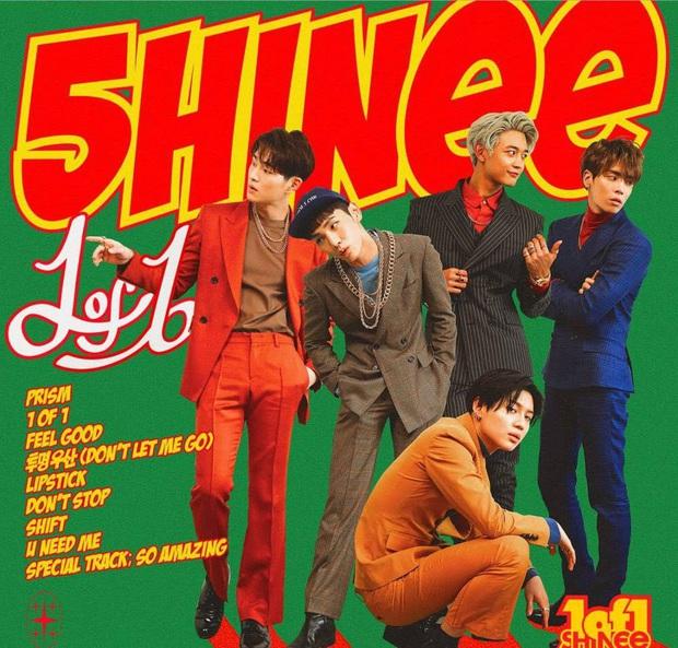 Netizen chọn 10 album fan Kpop nào cũng nên sở hữu: Cả 3 thế hệ đều góp mặt, BTS chỉ có 1 album lọt top, BIGBANG mất hút dù luôn được đánh giá cao? - Ảnh 14.