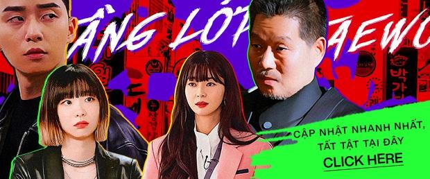 Tầng Lớp Itaewon tập 12 bẻ lái khét lẹt, lộ diện bà trùm thích là giàu chịu chơi hơn cả Park Seo Joon - Ảnh 12.