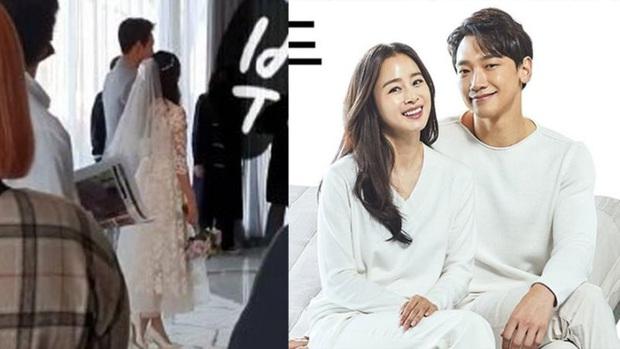 Sau 3 năm kết hôn, Kim Tae Hee và Bi Rain bất ngờ chụp ảnh cưới, khiến fan bấn loạn - Ảnh 3.