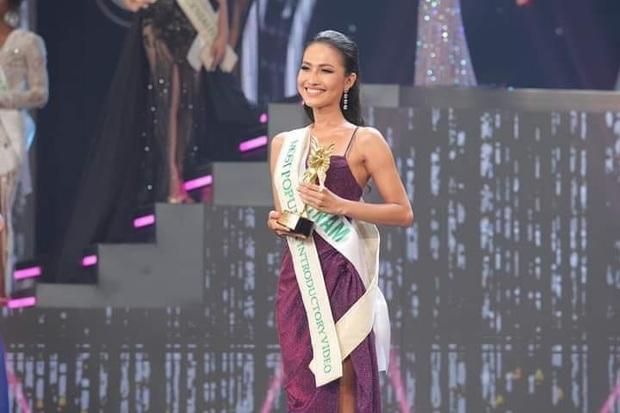 Hoài Sa dừng chân tại Top 12 trong tiếc nuối, người đẹp Mexico đăng quang Hoa hậu Chuyển giới Quốc tế 2020 - Ảnh 3.
