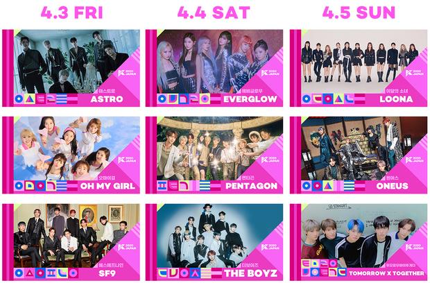 """Kpop """"thất thủ"""" tại Nhật Bản khi TWICE, Red Velvet, Super Junior,… phải hoãn concert, hàng loạt nhóm nhạc hủy lịch trình vì dịch COVID-19 - Ảnh 7."""