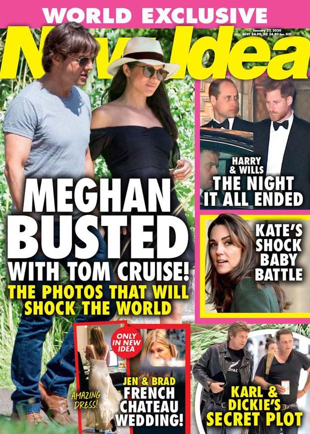 Thì Thầm Hollywood: Selena, Tom Cruise đang hẹn hò, vợ chồng Hoàng tử Harry bắt tay với Kim và tin động trời về chồng Nicki Minaj - Ảnh 12.