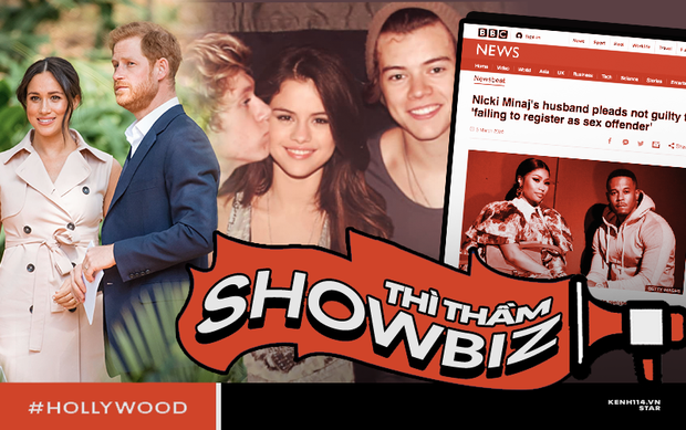 Thì Thầm Hollywood: Selena, Tom Cruise đang hẹn hò, vợ chồng Hoàng tử Harry bắt tay với Kim và tin động trời về chồng Nicki Minaj - Ảnh 1.