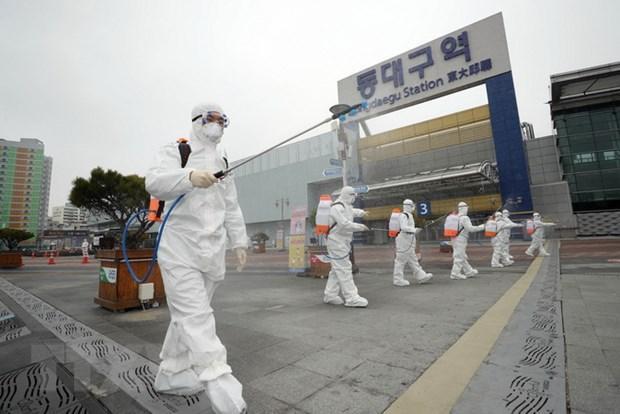 Công nghệ chống Covid-19 của Hàn Quốc: Trạm kiểm dịch siêu tốc 10 phút/lượt xét nghiệm, hàng loạt ứng dụng theo dõi sức khỏe ra đời - Ảnh 2.