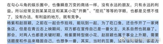 Thì thầm showbiz: Trịnh Sảng - Nhiệt Ba liên thủ đối địch Dương Mịch, Dương Tử - Triệu Lệ Dĩnh cấu xé nhau và 1001 tin đồn râm ran gần đây - Ảnh 6.