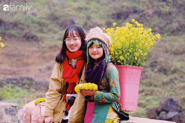 Hà Giang tháng 3 đẹp mê hồn trong mắt cô gái trẻ xứ Thanh, thật khó tin khi 4 loài hoa núi rừng đủ sắc màu cùng nở một lúc - Ảnh 13.