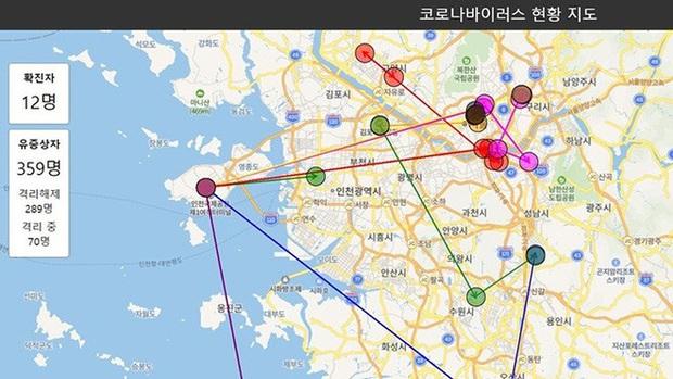 Công nghệ chống Covid-19 của Hàn Quốc: Trạm kiểm dịch siêu tốc 10 phút/lượt xét nghiệm, hàng loạt ứng dụng theo dõi sức khỏe ra đời - Ảnh 3.