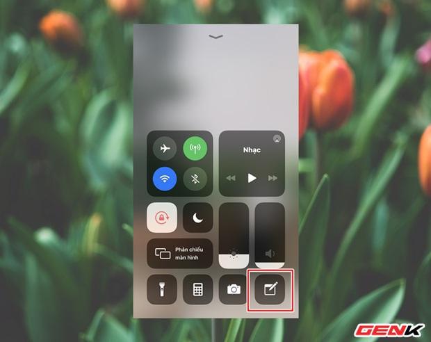 """Cách kích hoạt và sử dụng tính năng """"Ghi chú tức thời"""" trên iPhone, tiện tay không kém Galaxy Note - Ảnh 9."""