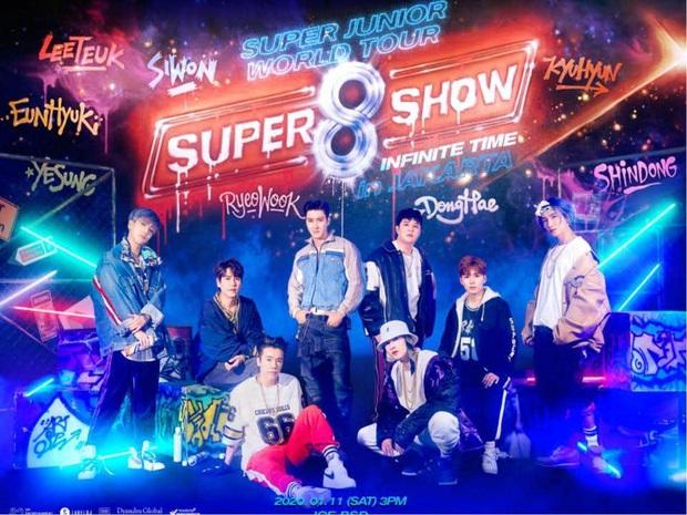"""Kpop """"thất thủ"""" tại Nhật Bản khi TWICE, Red Velvet, Super Junior,… phải hoãn concert, hàng loạt nhóm nhạc hủy lịch trình vì dịch COVID-19 - Ảnh 2."""