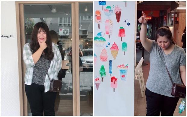 10 tháng giảm cân trong gian khổ giúp cô bạn vứt bỏ hơn 60kg hóa mỹ nữ: Đừng bao giờ coi thường sự quyết tâm của hội béo! - Ảnh 4.