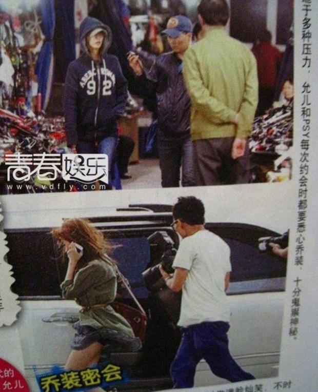 Top 6 tin đồn hẹn hò kỳ lạ nhất Kbiz: Lay hẹn hò ông lớn, cả dàn sao SM dính chưởng nhưng chưa dị bằng Hong Jin Young - Ảnh 9.