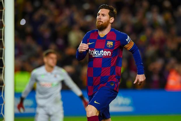 Đội bóng Tây Ban Nha dày công sáng tạo ra cách dựng hàng rào mới để cản Messi, fan tặc lưỡi: Thế mới thấy M10 kiệt xuất đến mức nào - Ảnh 4.