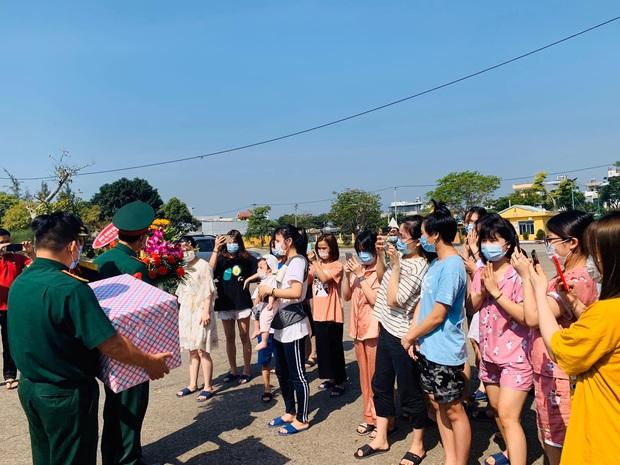 Ngày 8/3 đặc biệt của chị em tại khu cách ly phòng dịch Covid-19 ở Đà Nẵng - Ảnh 3.