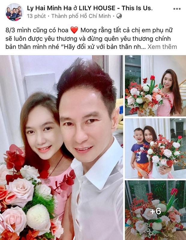 Diệp Lâm Anh khéo nịnh mẹ chồng, Khánh Vân tự tay làm thiệp cùng dàn sao Vbiz hào hứng khoe quà nhân ngày Quốc tế Phụ nữ 8/3 - Ảnh 7.