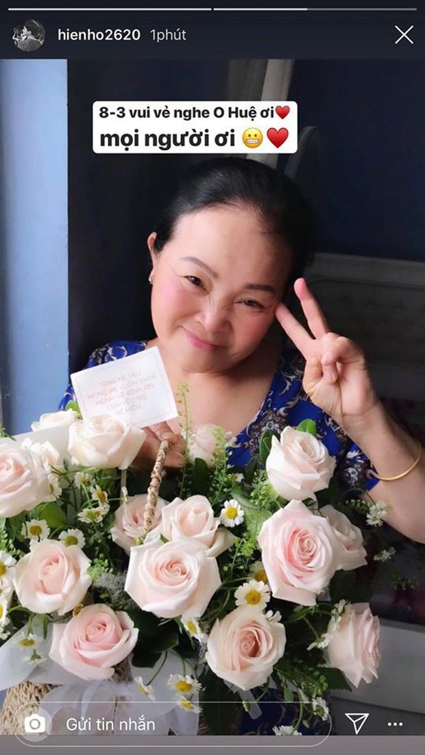 Diệp Lâm Anh khéo nịnh mẹ chồng, Khánh Vân tự tay làm thiệp cùng dàn sao Vbiz hào hứng khoe quà nhân ngày Quốc tế Phụ nữ 8/3 - Ảnh 6.