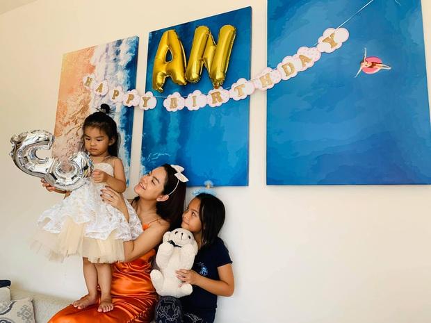 Phạm Quỳnh Anh và Quang Huy gây chú ý khi lại tái ngộ trong dịp sinh nhật con gái út: Ly hôn nhưng vẫn mãi là gia đình! - Ảnh 4.