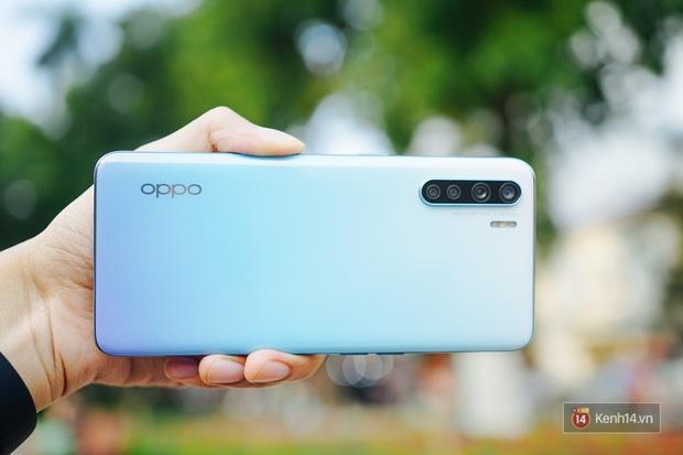 Đánh giá chi tiết OPPO A91: Quá nhiều tính năng cho một sản phẩm ở tầm giá dưới 7 triệu - Ảnh 3.