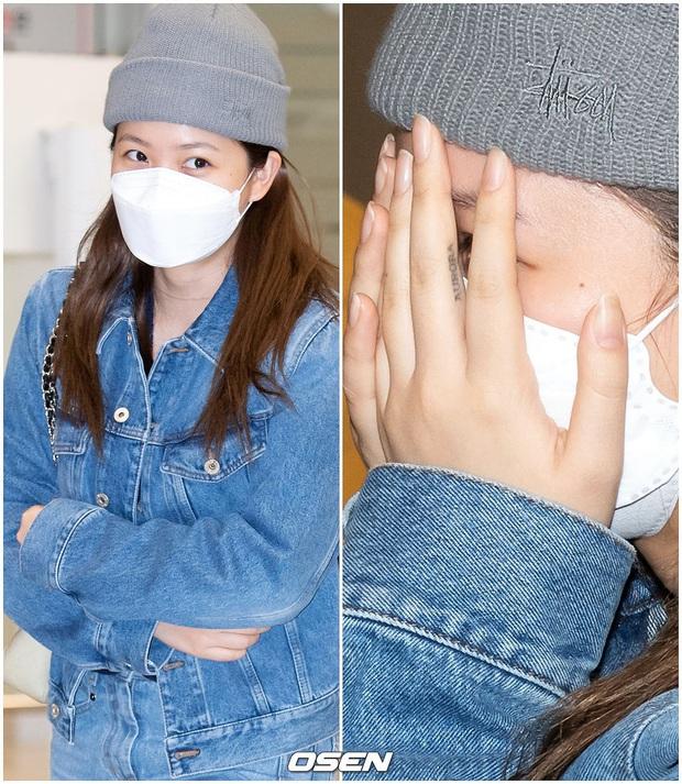 Yeri là thành viên Red Velvet duy nhất có 3 hình xăm nhưng đáng nói là vị trí xăm cực tinh tế - Ảnh 4.