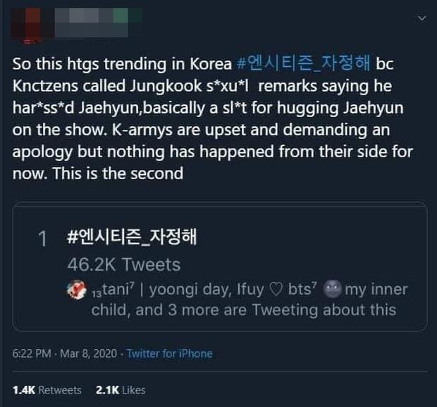"""Thân mật với mỹ nam NCT trên sân khấu, Jungkook (BTS) bất ngờ bị chỉ trích là """"quấy rối"""" khiến ARMY """"giận điên"""" đòi xin lỗi - Ảnh 3."""