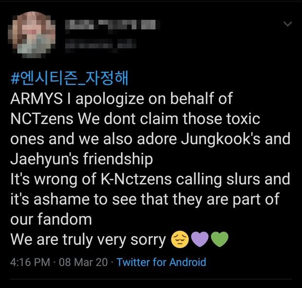 """Thân mật với mỹ nam NCT trên sân khấu, Jungkook (BTS) bất ngờ bị chỉ trích là """"quấy rối"""" khiến ARMY """"giận điên"""" đòi xin lỗi - Ảnh 5."""