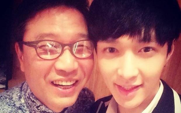 Top 6 tin đồn hẹn hò kỳ lạ nhất Kbiz: Lay hẹn hò ông lớn, cả dàn sao SM dính chưởng nhưng chưa dị bằng Hong Jin Young - Ảnh 5.