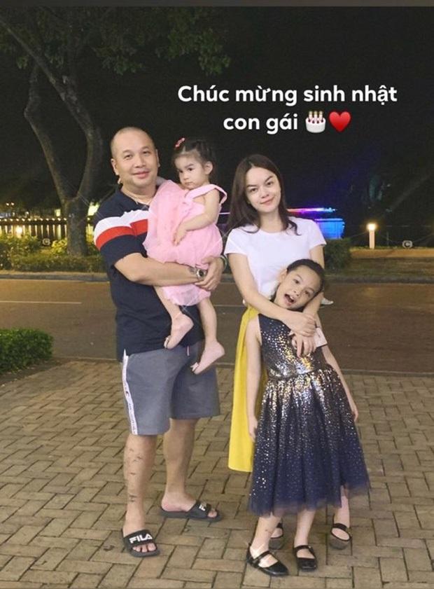 Phạm Quỳnh Anh và Quang Huy gây chú ý khi lại tái ngộ trong dịp sinh nhật con gái út: Ly hôn nhưng vẫn mãi là gia đình! - Ảnh 7.