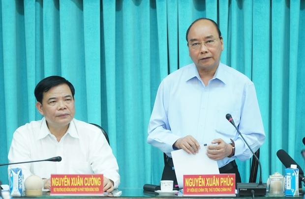 Thủ tướng: Vaccine có sẵn của Việt Nam là tinh thần kiên cường, vượt khó - Ảnh 1.