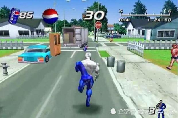 Có thể bạn chưa biết: Pepsi từng có một tựa game siêu anh hùng của riêng mình với vẻ ngoài dị hợm như thế này đây - Ảnh 3.