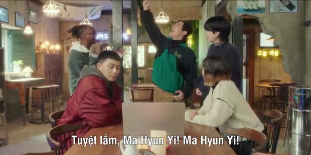 Đúng là ở hiền gặp lành, chỉ nhờ một sự đãng trí của cậu nhân viên mà đầu bếp của Danbam (Tầng lớp Itaewon) giành giải nấu ăn giỏi nhất cả nước - Ảnh 9.