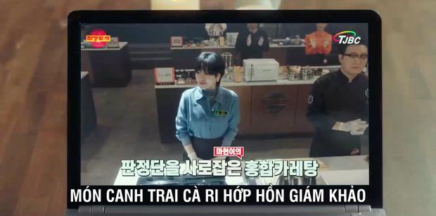 Đúng là ở hiền gặp lành, chỉ nhờ một sự đãng trí của cậu nhân viên mà đầu bếp của Danbam (Tầng lớp Itaewon) giành giải nấu ăn giỏi nhất cả nước - Ảnh 7.