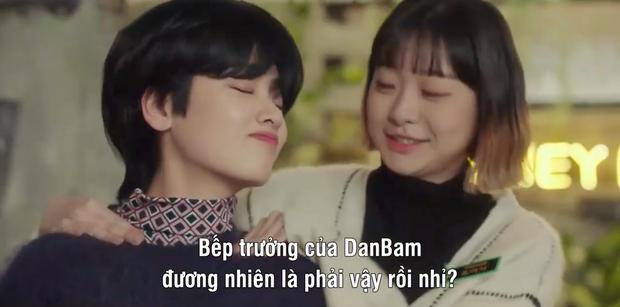 Đúng là ở hiền gặp lành, chỉ nhờ một sự đãng trí của cậu nhân viên mà đầu bếp của Danbam (Tầng lớp Itaewon) giành giải nấu ăn giỏi nhất cả nước - Ảnh 10.