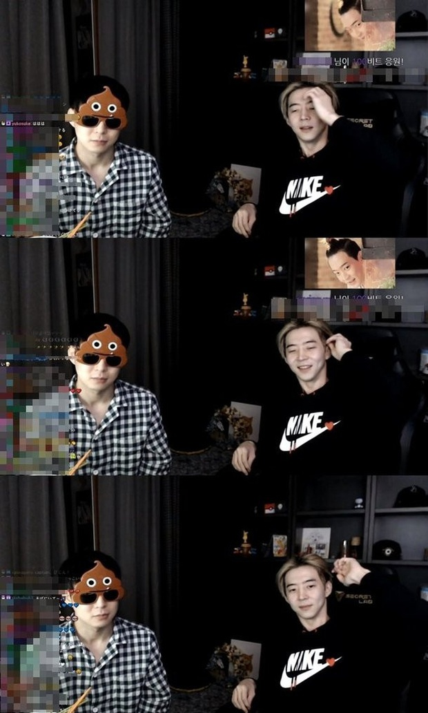 Park Yoochun livestream với em trai tài tử khi đang nhận án tù ma túy, khiến netizen phẫn nộ vì thái độ - Ảnh 2.