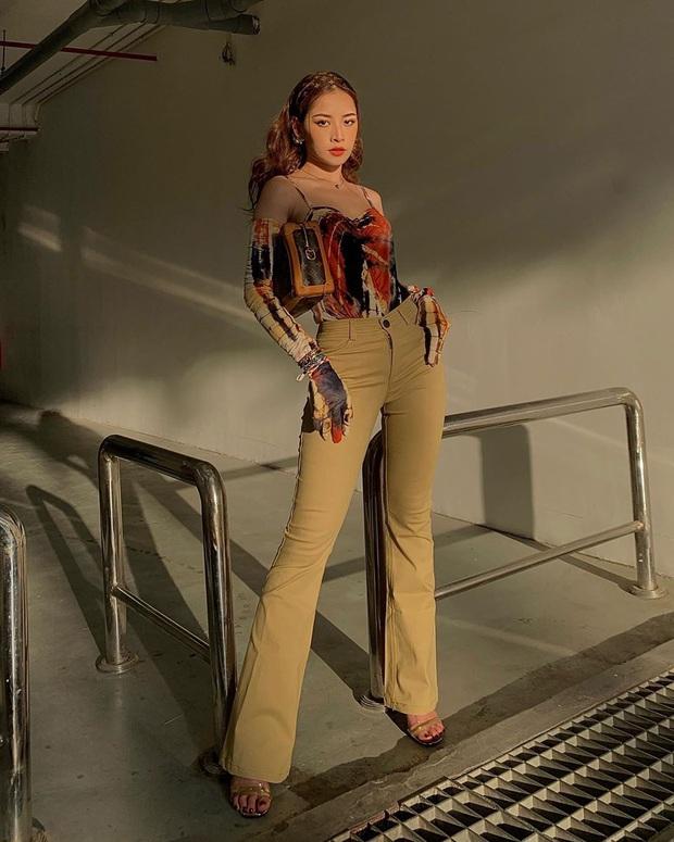 Chi Pu diện đầm giống Kylie Jenner nhưng màn lên đồ mua 1 mặc 2 khoe body không mỡ thừa mới đáng trầm trồ - Ảnh 2.